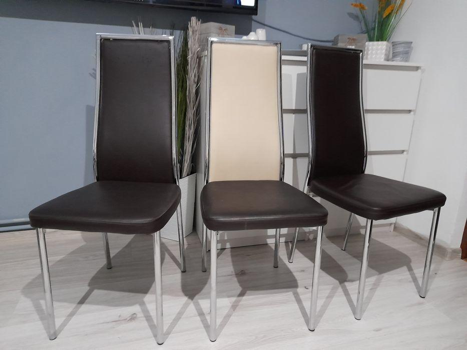 Sprzedam...3 krzesła Zagórzany - image 1