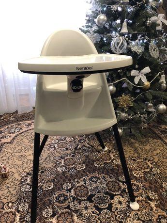 Детский стул для кормления BabyBjorn
