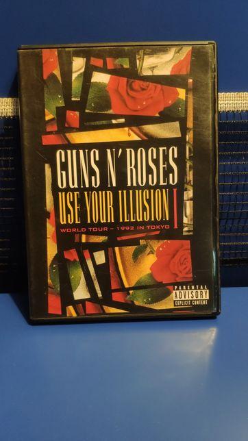 DVD Guns N'Roses
