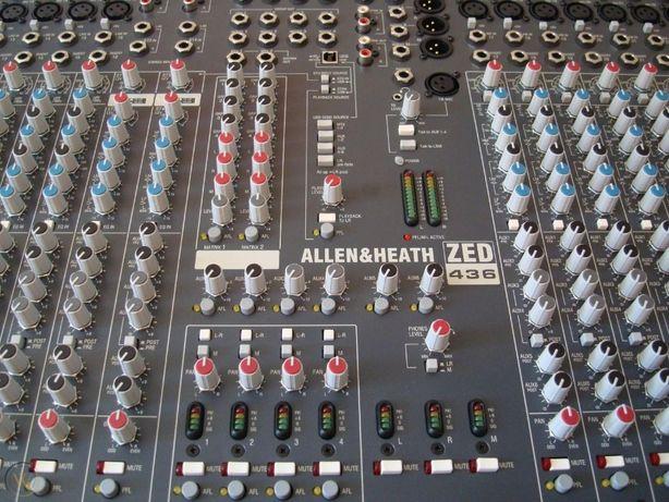 Продам микшерный пульт Allen Heath ZED436