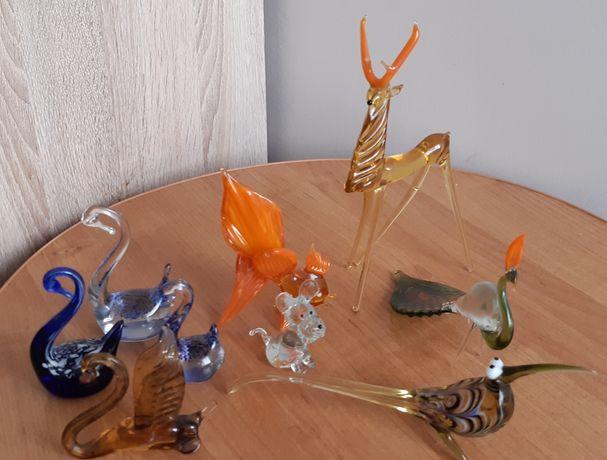 Figurki Szklane Ozdoby-Dekoracja