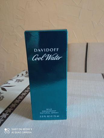 Туалетна вода Davidoff