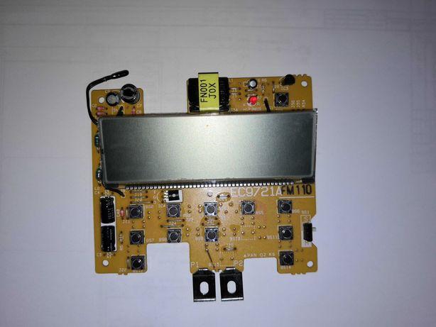 панель управления кондиционера EC9721A