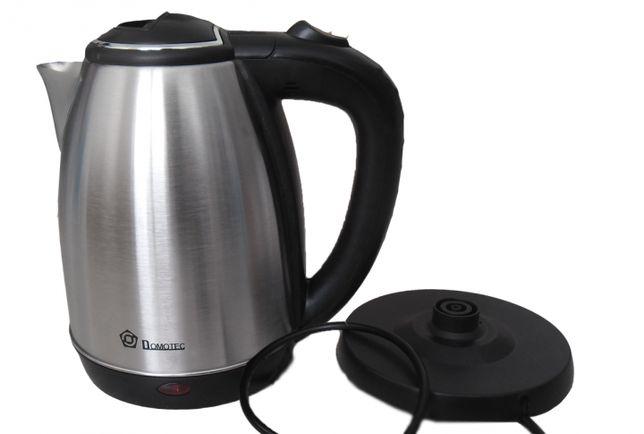 Акция! Новый электрочайник 2.0л / 2000Вт Domotec Dt 807 чайник