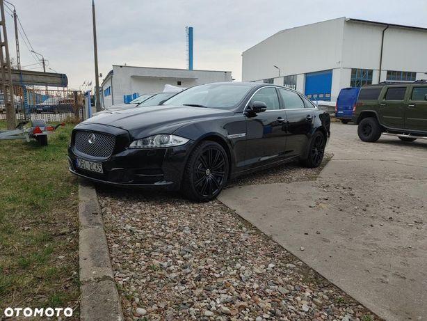 Jaguar XJ XJ portfolio ZAMIANA