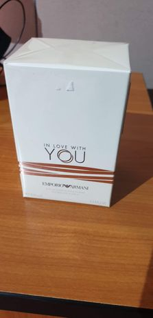 Perfumy Emporio Armani In Love With You Woda Perfumowana EDP 100 ml