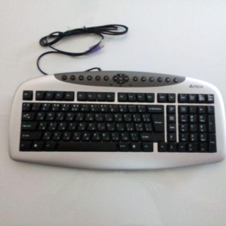 Teclado de computador / Compiuterna claviatura