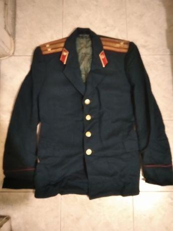 Китель полковника и подполковника, фуражка офицера