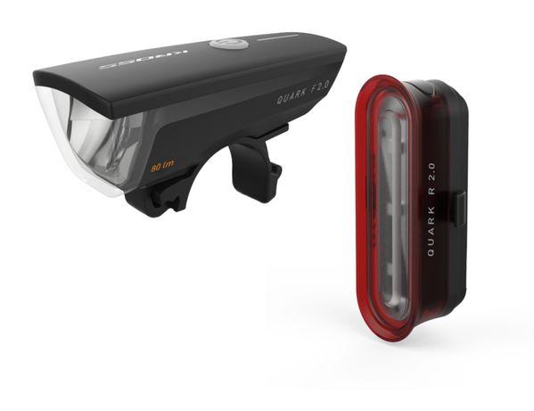 Zestaw oświetlenia Kross Quark Set 2.0 na USB
