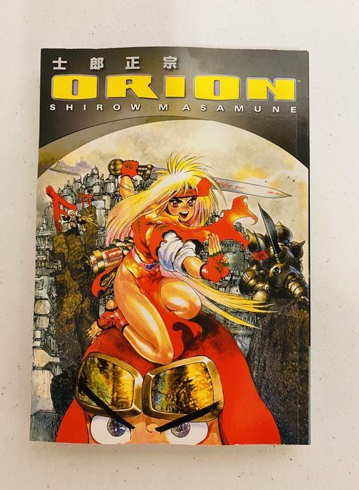 Orion komiks Warszawa - image 1