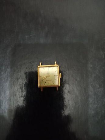 Часы сделаны в СССР позолота