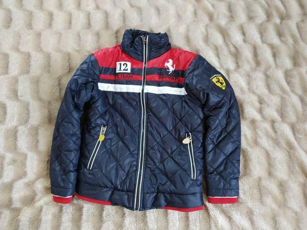 Куртка демисезонна. Фірма Ferrari. В гарному стані