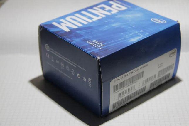 Intel® Pentium® Processor G4400 LGA1151 Skylake