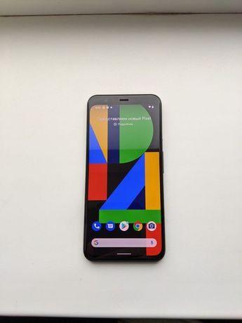 Google Pixel 4 Black 64gb e-sim работает