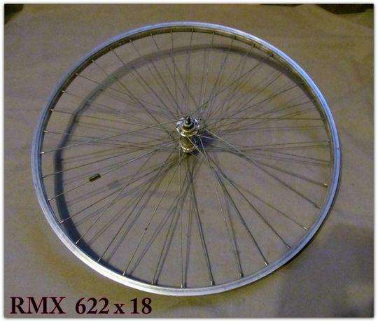 Koło rowerowe przednie szosowe REMERX - CZ RMX 622x18 używane