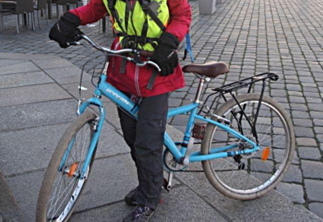 Rower młodzieżowy, koła 24