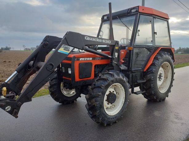 Cìągnik rolniczy  zetor 6340 +tur