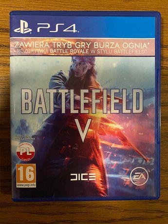 BattLefieLd V PS4 PL+Dodatek Burza Ognia Stan Exstra Polecam!!