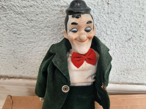 Boneco marioneta antigo