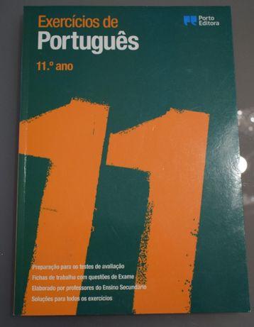 Exercícios de Português 11º ano, Porto Editora