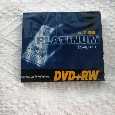 Platinum - DVD-RW 4.7 GB