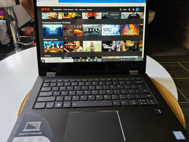Lenovo yoga 520 idealny stan