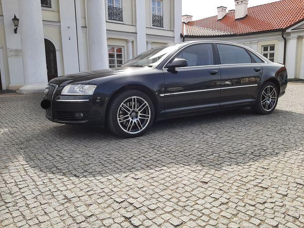 Audi A8 Long ABT S-line 4.0 330 KM quattro