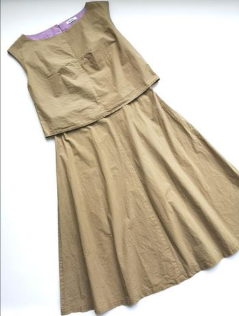 Фирменное интересное итальянское платье max&co max mara италия  L XL