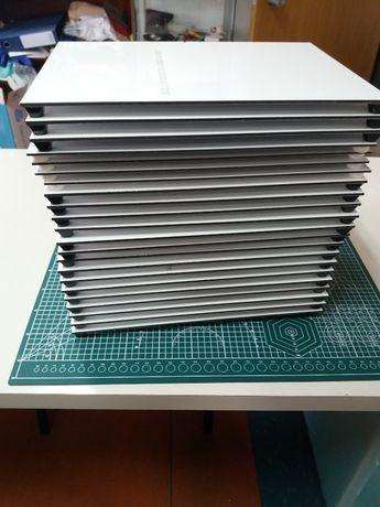 Lote de placas LUXBOND 4mm 400x280mm alta qualidade