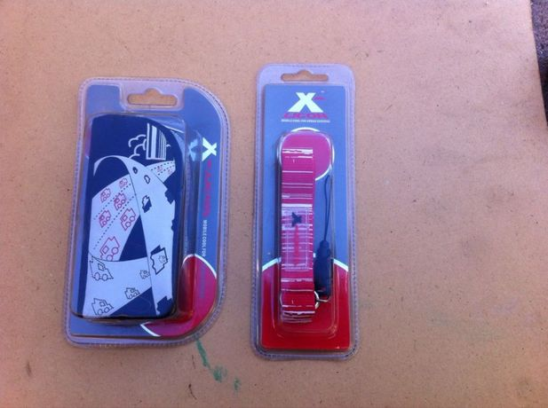Bolsa + fio para telemóvel