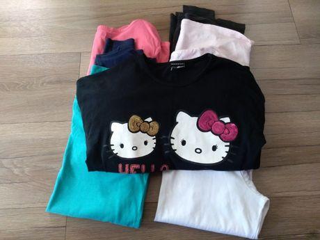 Ubrania dla dziewczynki rozmiar 146