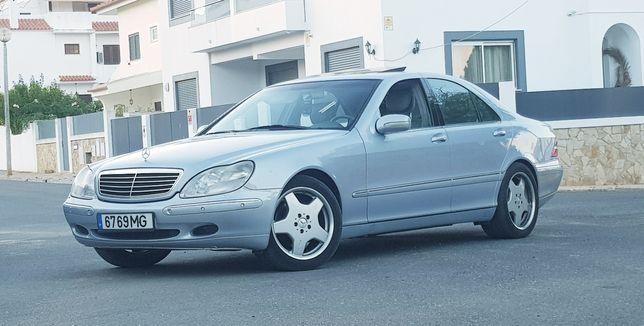 Mercedes-Benz S320 v6 224cv APENAS 100mil kms