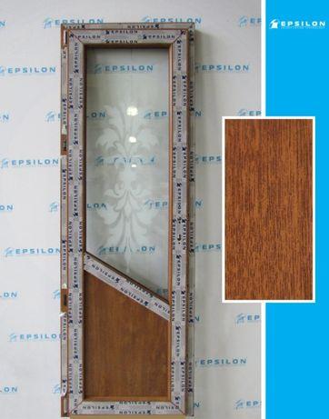 Двері металопластикові, Перегородки ПВХ