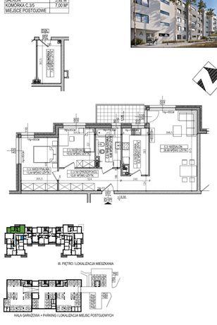 NOWE mieszkanie na sprzedaż Chełmża