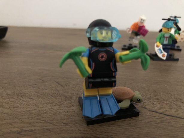 LEGO MINIFIGURES 71027 Seria 20 Nurek