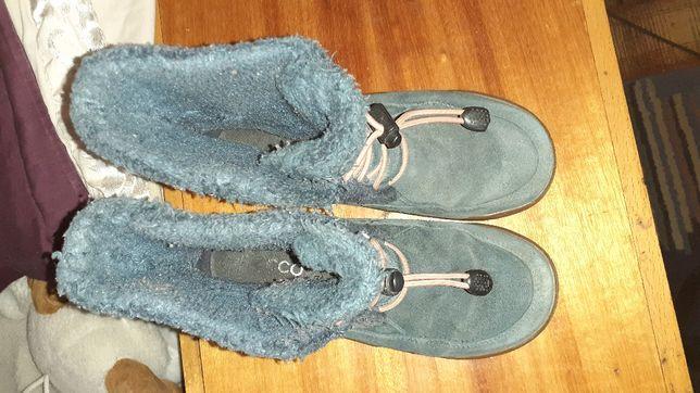 ECCO ботинки 32р.