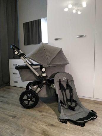 Универсальная коляска Bugaboo Cameleon 3 Grey Melange
