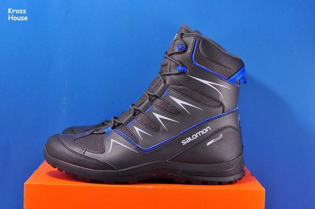 Кроссовки Ботинки Salomon Clima Shield Waterproof p,41-48 Оригинал