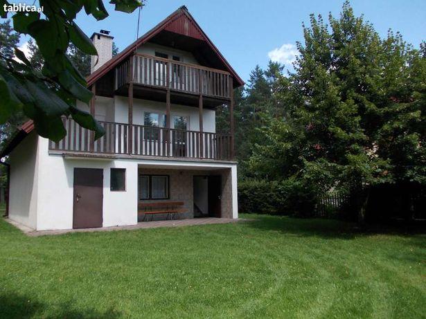Mazury, Domek nad jeziorem, Marksoby