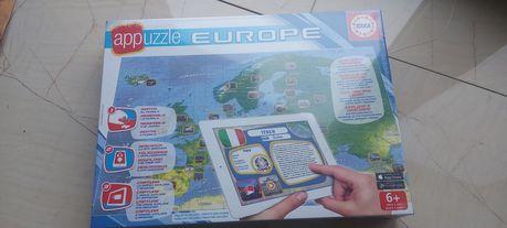 Puzzle Europa Educa.
