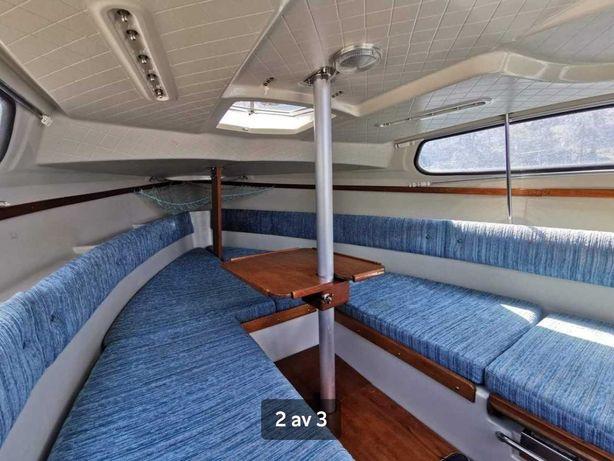 Jacht żaglowy balastowy Monark 540 - MOŻLIWE RATY