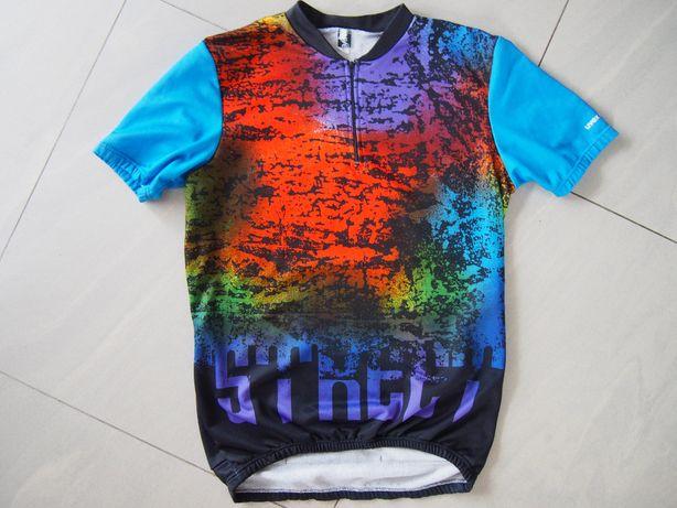 Koszulka bluzka na rower męska M/L Uvex