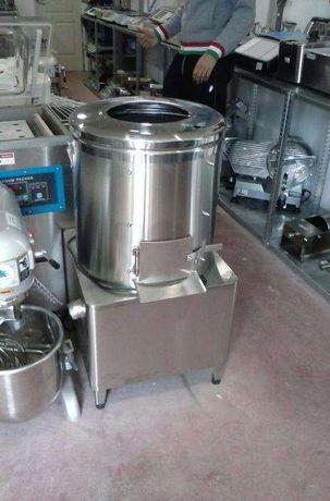 Descascador Profissional de Batatas Automático NOVO