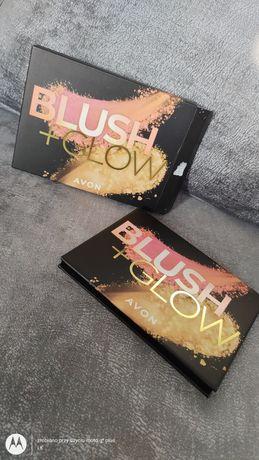 Paletka do Makijażu twarzy Blush + Glow by Avon Nowość !