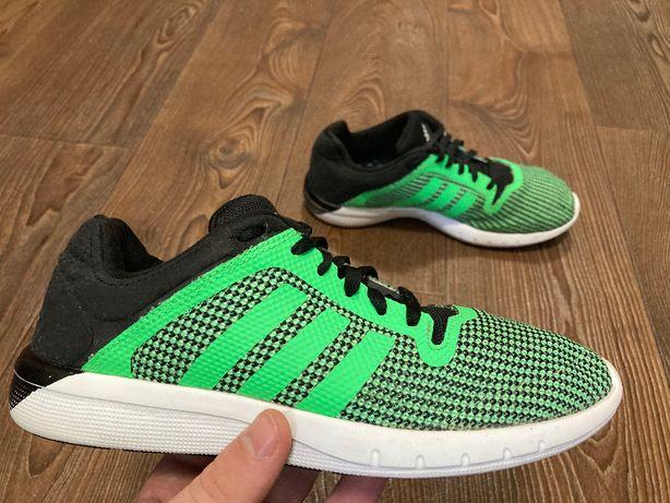 Кроссовки adidas Performance CC FRESH 2 Unisex зелёные размер 37,5 б у