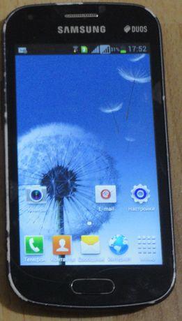 Смартфон под ремонт или на запчасти Samsung Galaxy S7562 Duos 2SIM