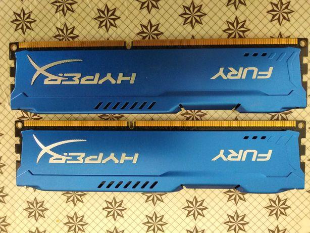 Pamięć Ram Kingstone DDR3-1600 2x4 GB [PC3-12800] HyperX Fury