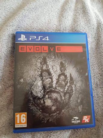 Gra PS4 Evolve