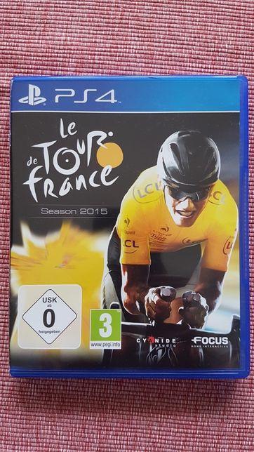 Tour de France PS4 Playstation 4 kolarstwo