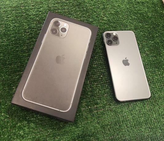 Магазин iphone 11 Pro 64 midnight green neverlock Original